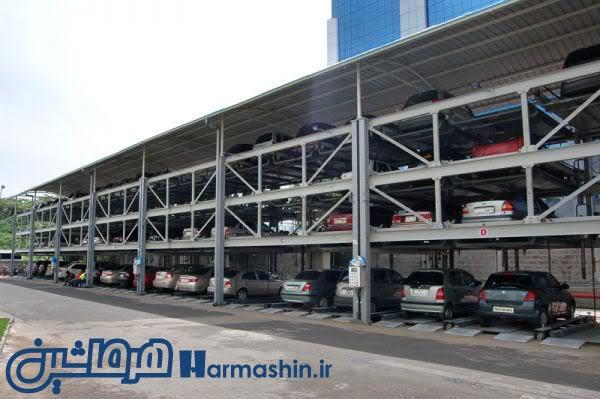 آدرس پارکینگ های عمومی شهر اهواز